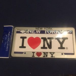 Other - license plate